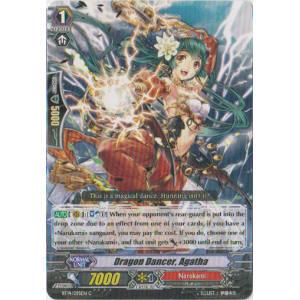 Dragon Dancer, Agatha