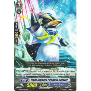 Light Signals Penguin Soldier
