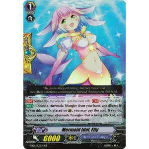 Mermaid Idol, Elly