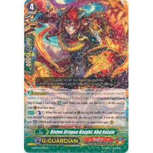 Divine Dragon Knight, Abd Salam