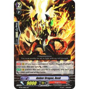 Amber Dragon, Dusk