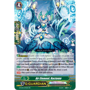 Air Element, Ractome