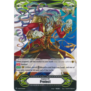 Protect Gift Marker - King of Demonic Seas, Basskirk