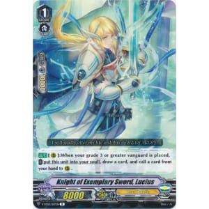 Knight of Exemplary Sword, Lucius
