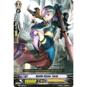 Battle Sister, Tarte