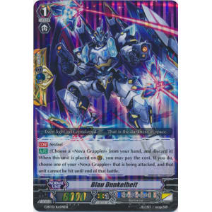 Blau Dunkelheit