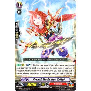 Assault Eradicator, Saikei