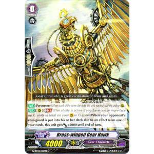 Brass-winged Gear Hawk