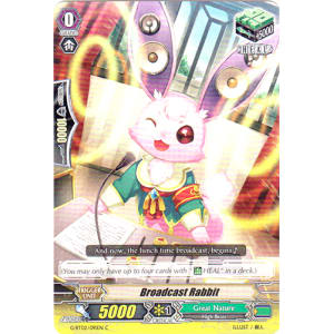 Broadcast Rabbit