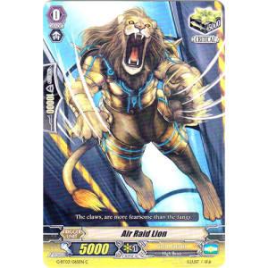 Air Raid Lion