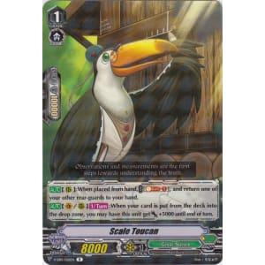 Scale Toucan
