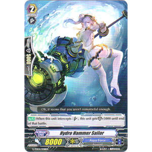 Hydro Hammer Sailor