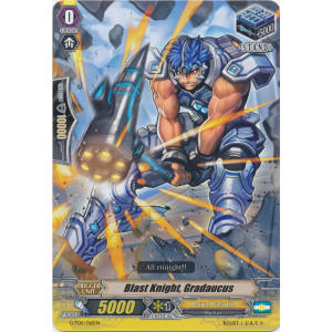 Blast Knight, Gradaucus