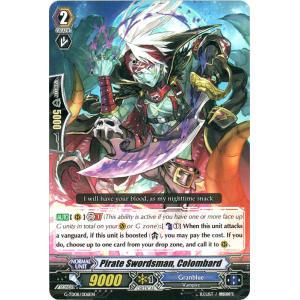 Pirate Swordsman, Colombard