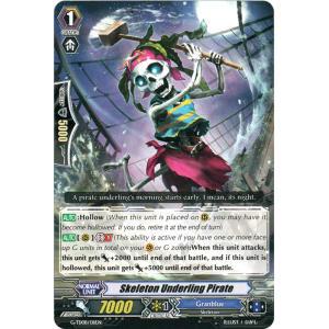 Skeleton Underling Pirate