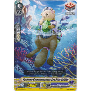 Pyroxene Communications Sea Otter Soldier