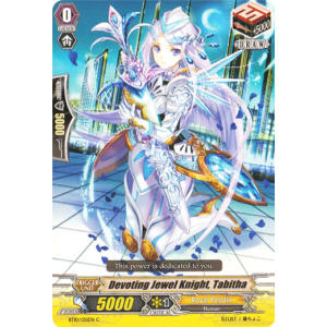 Devoting Jewel Knight, Tabitha