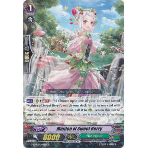 Maiden of Sweet Berry