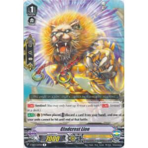 Cladcrest Lion