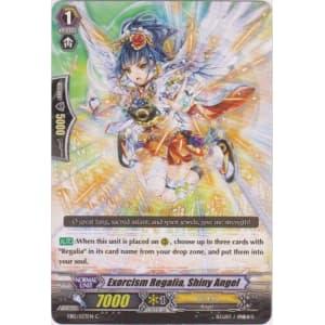 Exorcism Regalia, Shiny Angel