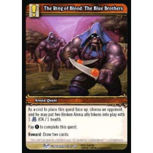 The Ring of Blood: The Blue Brothers