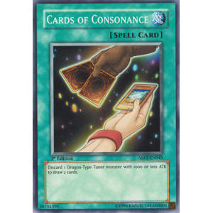 Cards of Consonance