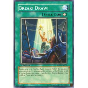 Break! Draw!