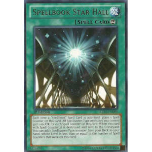 Spellbook Star Hall