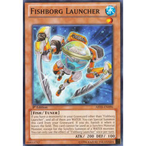 Fishborg Launcher