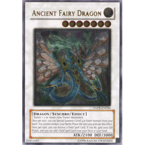 Ancient Fairy Dragon (Ultimate Rare)