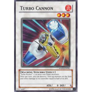 Turbo Cannon