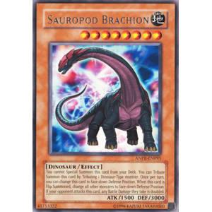Sauropod Brachion