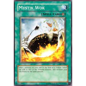 Mystik Wok