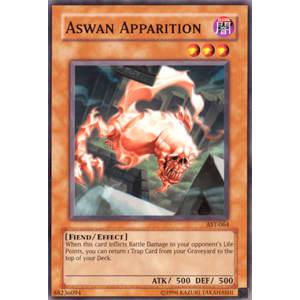 Aswan Apparition