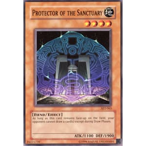 Protector of the Sanctuary