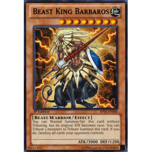 Beast King Barbaros