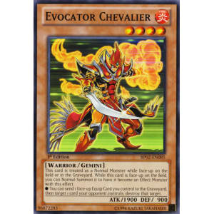 Evocator Chevalier