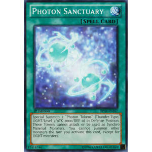 Photon Sanctuary