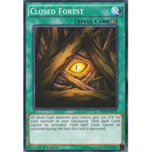 Closed Forest