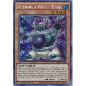 Armored White Bear