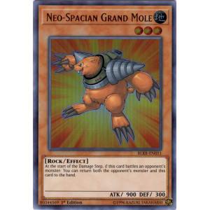 Neo-Spacian Grand Mole