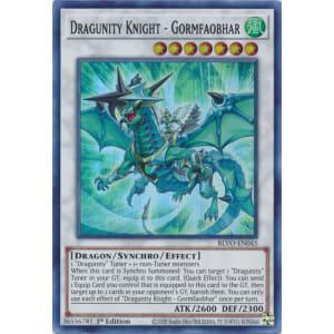 Dragunity Knight - Gormfaobhar