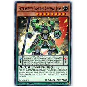 Superheavy Samurai General Jade