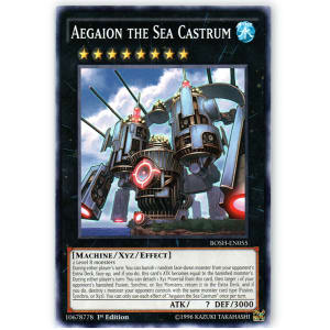 Aegaion the Sea Castrum