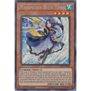 Marincess Blue Tang