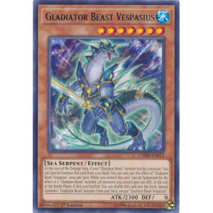 Gladiator Beast Vespasius