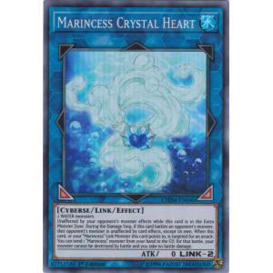 Marincess Crystal Heart