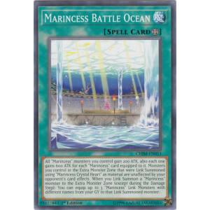Marincess Battle Ocean