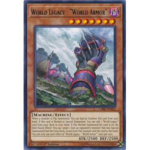 "World Legacy - ""World Armor"""
