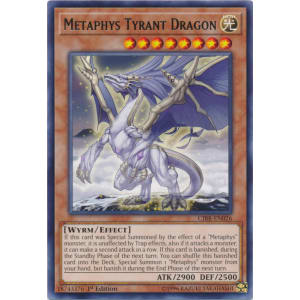 Metaphys Tyrant Dragon